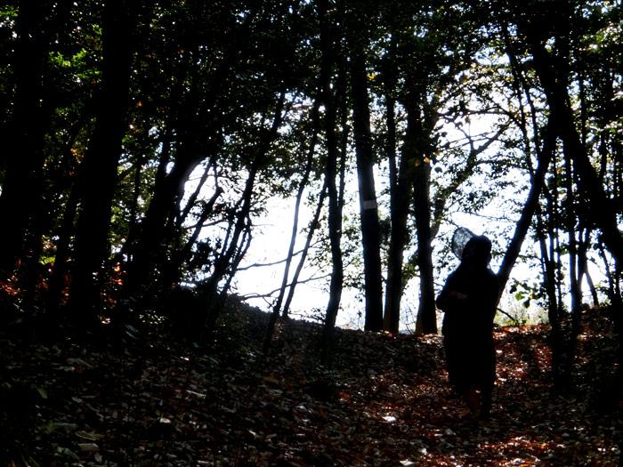 名古屋市 志段味古墳群ツアーその1:白鳥塚古墳