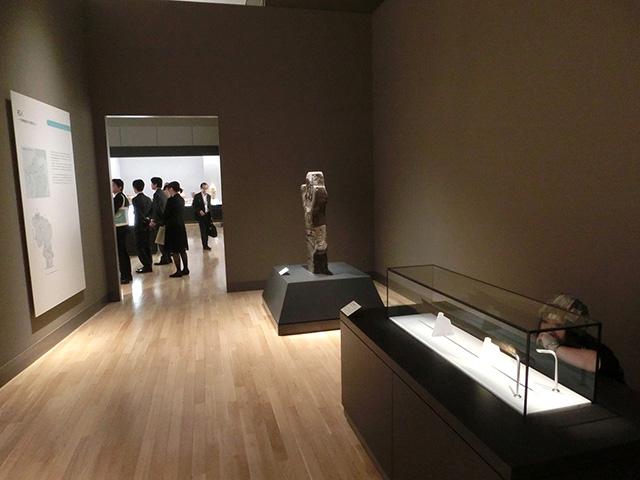 東京国立博物館平成館考古展示室リニューアルオープンの報道メディア向け内覧会におじゃましました。