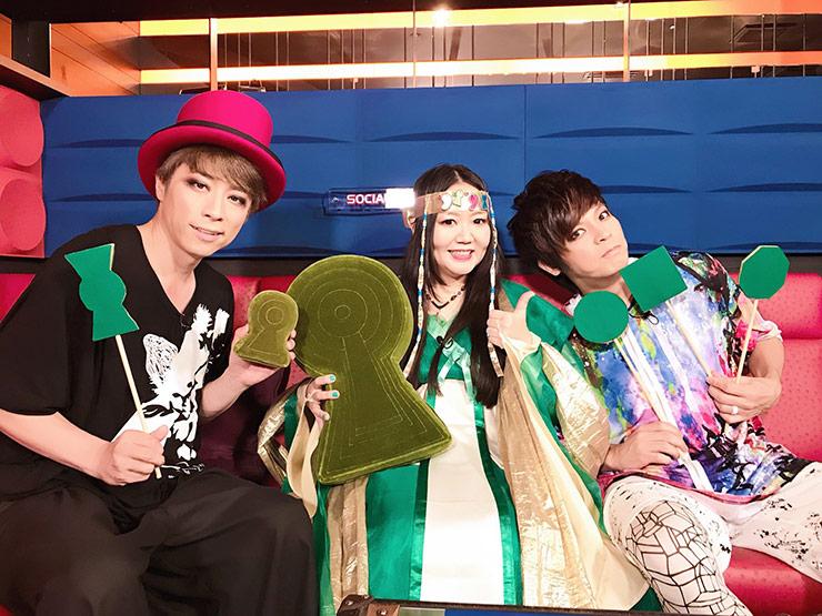 【まりこふんテレビ出演】TOKYO MX「ソーシャルジン」(8月8日)