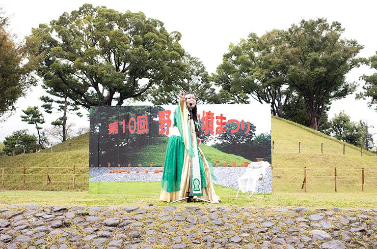 【まりこふんライブ&トーク出演】第11回 野毛古墳まつり(10月21日)/東京