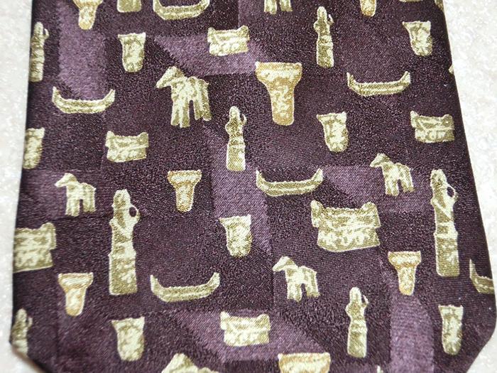 埴輪ネクタイ