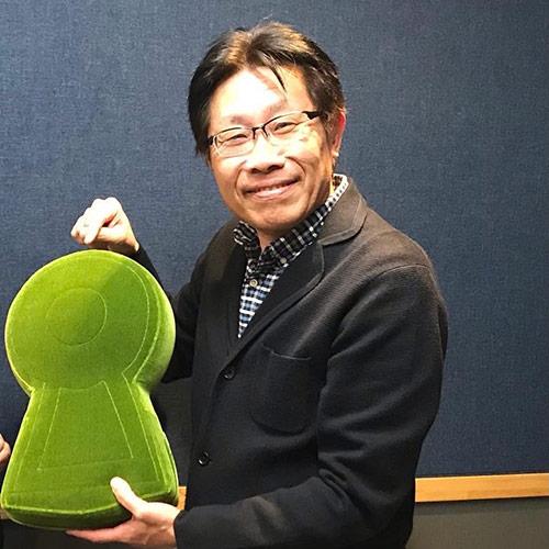 亀和田聡の写真
