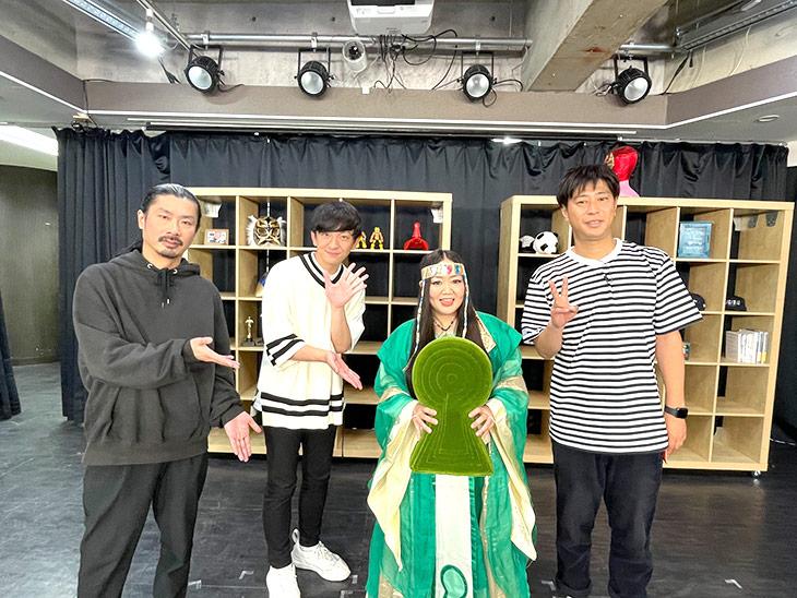 【まりこふんテレビ出演】静岡朝日テレビ『推しパンサー』(6月3日)